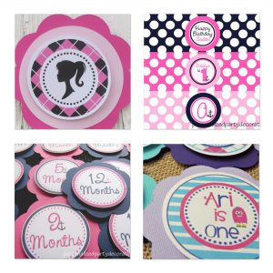 Girl Birthday Decorations