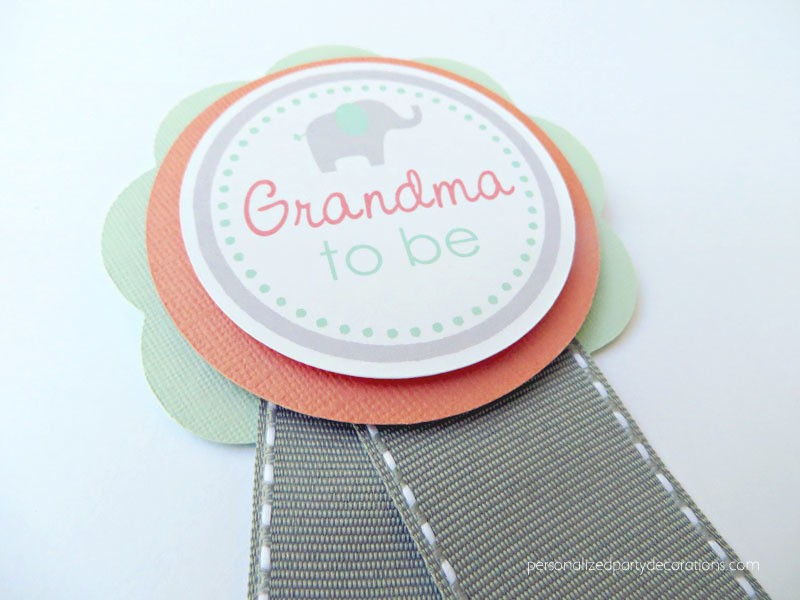 coral-mint-gray-elephant-grandma-to-be-pin