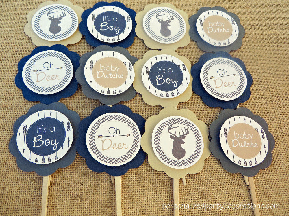 shower decorations shop all baby shower deer baby shower cupcake
