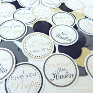 rustic-color-scheme-bridal-shower-confetti
