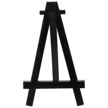 Black Mini Sign Easels